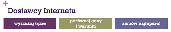 Dostawcy Internetu w Polsce