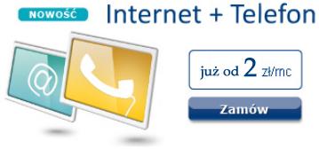 internet + telefon netia